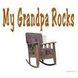 My Grandpa Rocks Mug