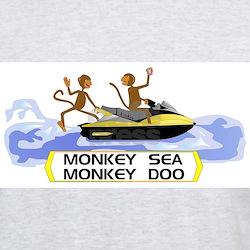 Cute Jet ski T-Shirt