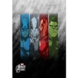 Marvel Wrapped Canvas Art