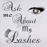 Eyelashes T-shirts