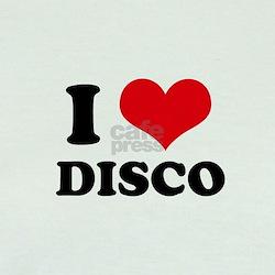 I Love (Heart) Disco T