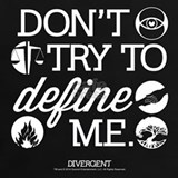 Divergent T-shirts