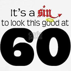 Look Good 60 Birthday Tee