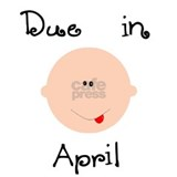 Due in april Maternity