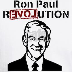 Funny Ron paul revolution Shirt