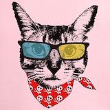 Cat Performance Dry T-Shirts