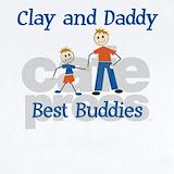 Happy birthday daddy baby bodysuits Baby Bodysuits