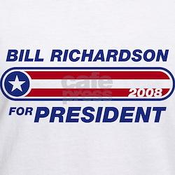 Bill Richardson for President Shirt