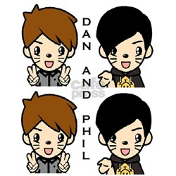 Dan and phil gifts amp merchandise dan and phil gift ideas amp apparel