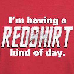 Redshirt Day T-Shirt