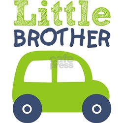 Cute Green car Infant T-Shirt