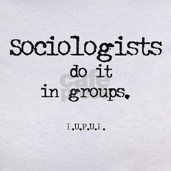Women's Sociology T-Shirt