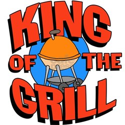 King of the Grill<br> Shirt