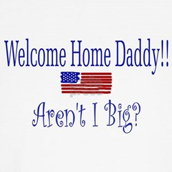Welcome home baby T