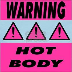 Hot Body Pink T-Shirt