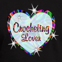 Crocheting Lover T
