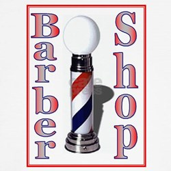 Barbershop Gifts & Merchandise Barbershop Gift Ideas & Apparel ...