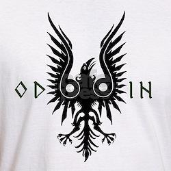 Odin's Memory Raven Shirt
