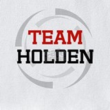 Holden team Bib