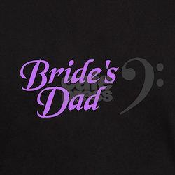 Bride's Dad(clef) T-Shirt