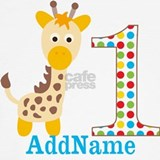1st birthday animals T-shirts