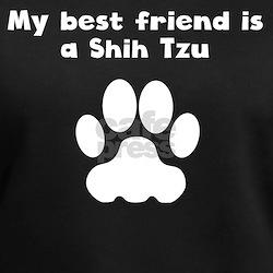 My Best Friend Is A Shih Tzu T-Shirt