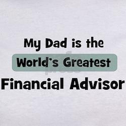Worlds Greatest Financial Adv Tee