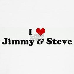 I Love Jimmy & Steve T