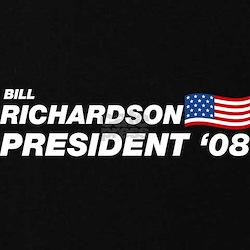 Bill Richardson for President T-Shirt