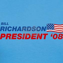 Bill Richardson for President Tee