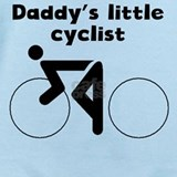 Cyclist baby Baby Bodysuits