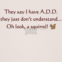 ADD Squirrel T-Shirt