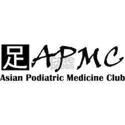 Asian Podiatric Medicine Club Shirt