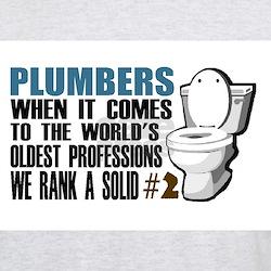 Plumbers Rank 2 T-Shirt