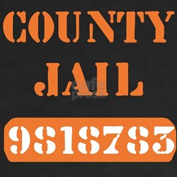 Jail Inmate Number 9818783 Shirt