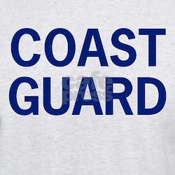 U. S. Coast Guard <BR>Ash Grey T-Shirt