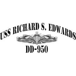 USS RICHARD S. EDWARDS Shirt