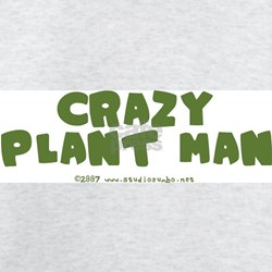 Crazy Plant Man T-Shirt