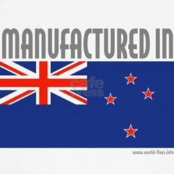 Manufactured in New Zealand - Kids T-Shirt