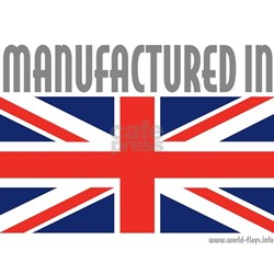 Manufactured in UK - Shirt