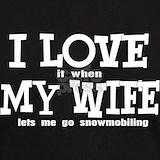 Snowmobile T-shirts