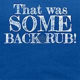 Back rub Maternity