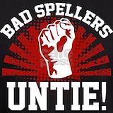 Bad spellers untie Sweatshirts & Hoodies