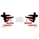 I Believe I Can Fly (Male) Mug