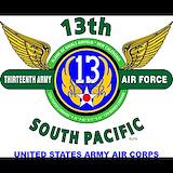 13th army air force Pajamas & Loungewear