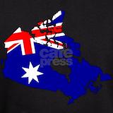 Australian hoodie Sweatshirts & Hoodies