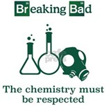 Chemistry breaking bad Aprons