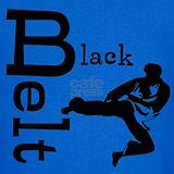 Black belt T-shirts