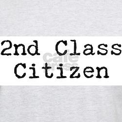 Till Death do us Part - 2nd Class Citizen