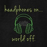 Headphones Sweatshirts & Hoodies